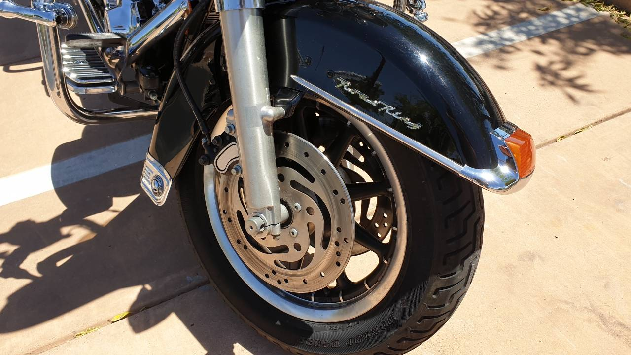 2003 Harley-Davidson FLHR/FLHRI Road King® in Washington, Utah - Photo 7