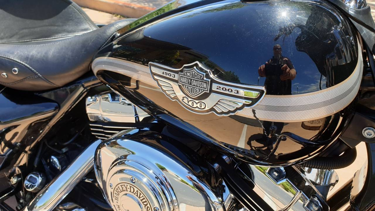 2003 Harley-Davidson FLHR/FLHRI Road King® in Washington, Utah - Photo 8