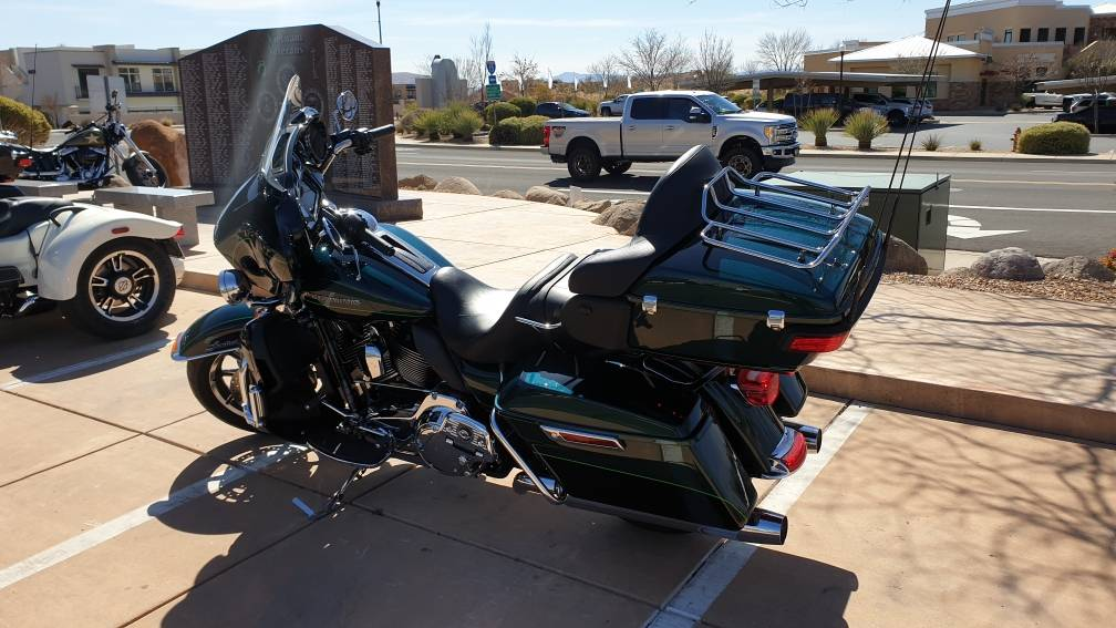 2015 Harley-Davidson Ultra Limited in Washington, Utah - Photo 1