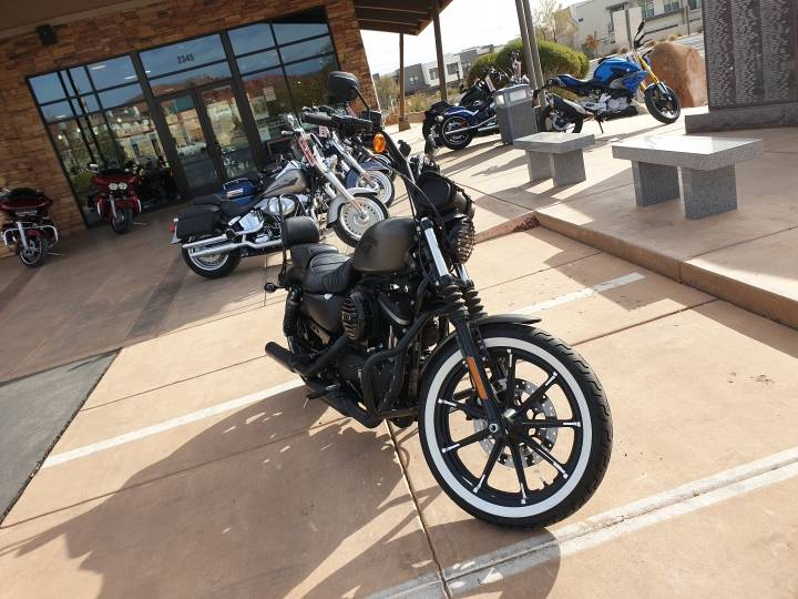 2018 Harley-Davidson Iron 883™ in Washington, Utah - Photo 6