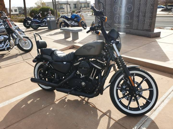 2018 Harley-Davidson Iron 883™ in Washington, Utah - Photo 1