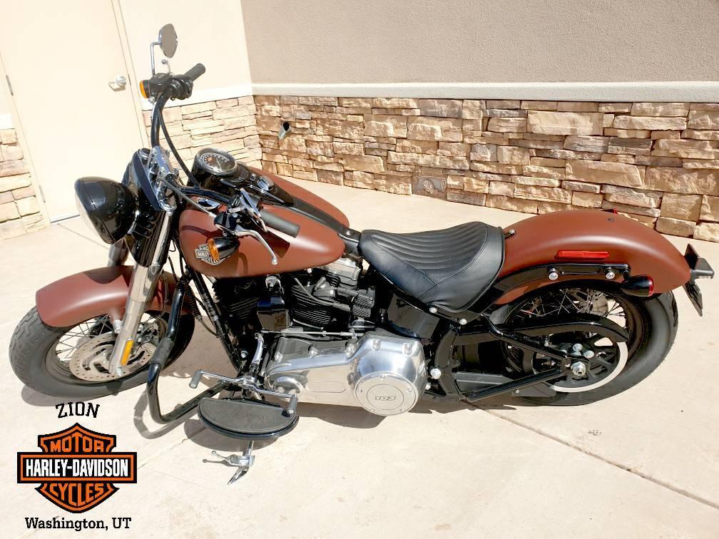 2017 Harley Davidson Softail Slim In Washington Utah