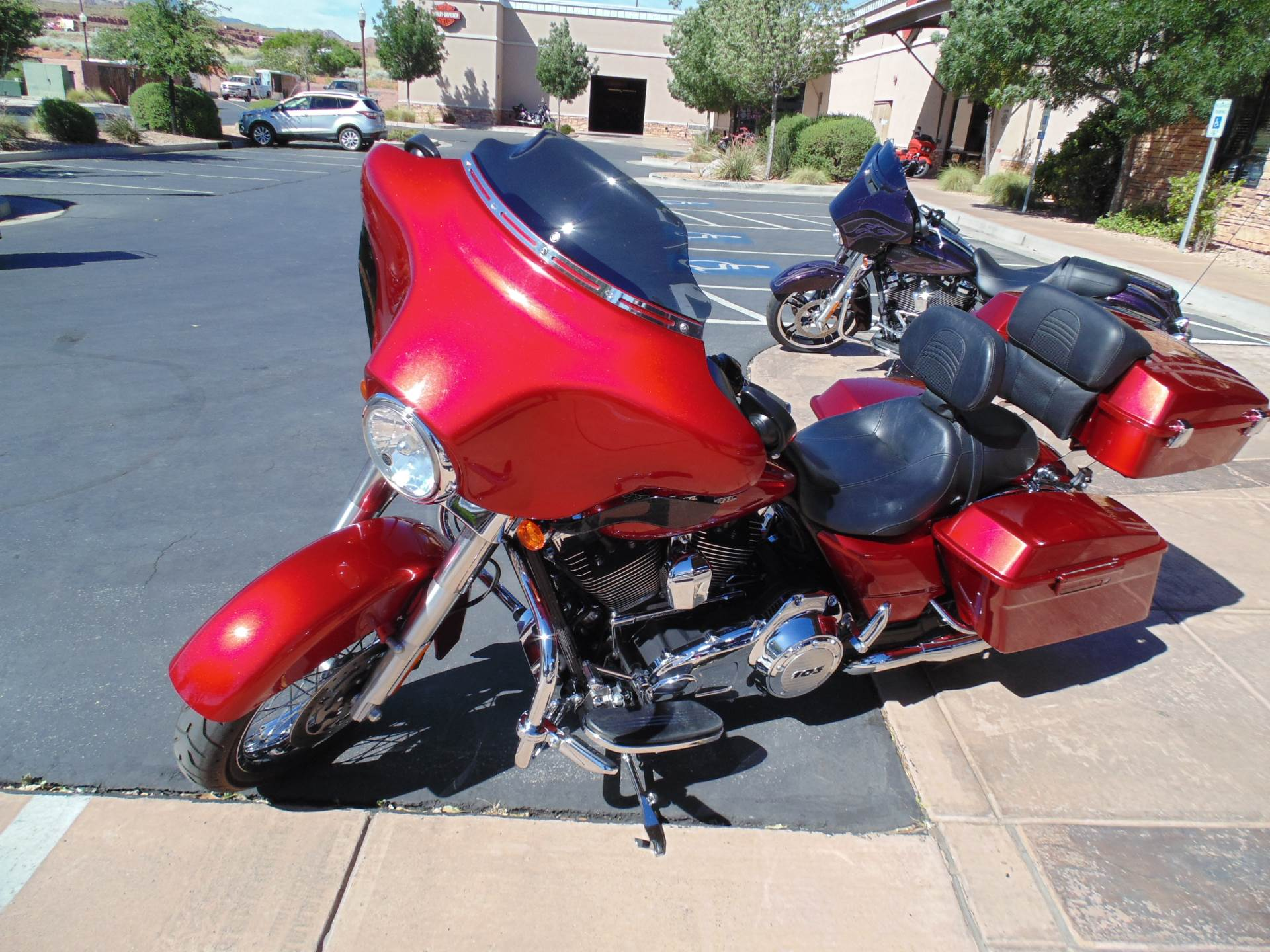 2012 Harley-Davidson Street Glide® in Washington, Utah