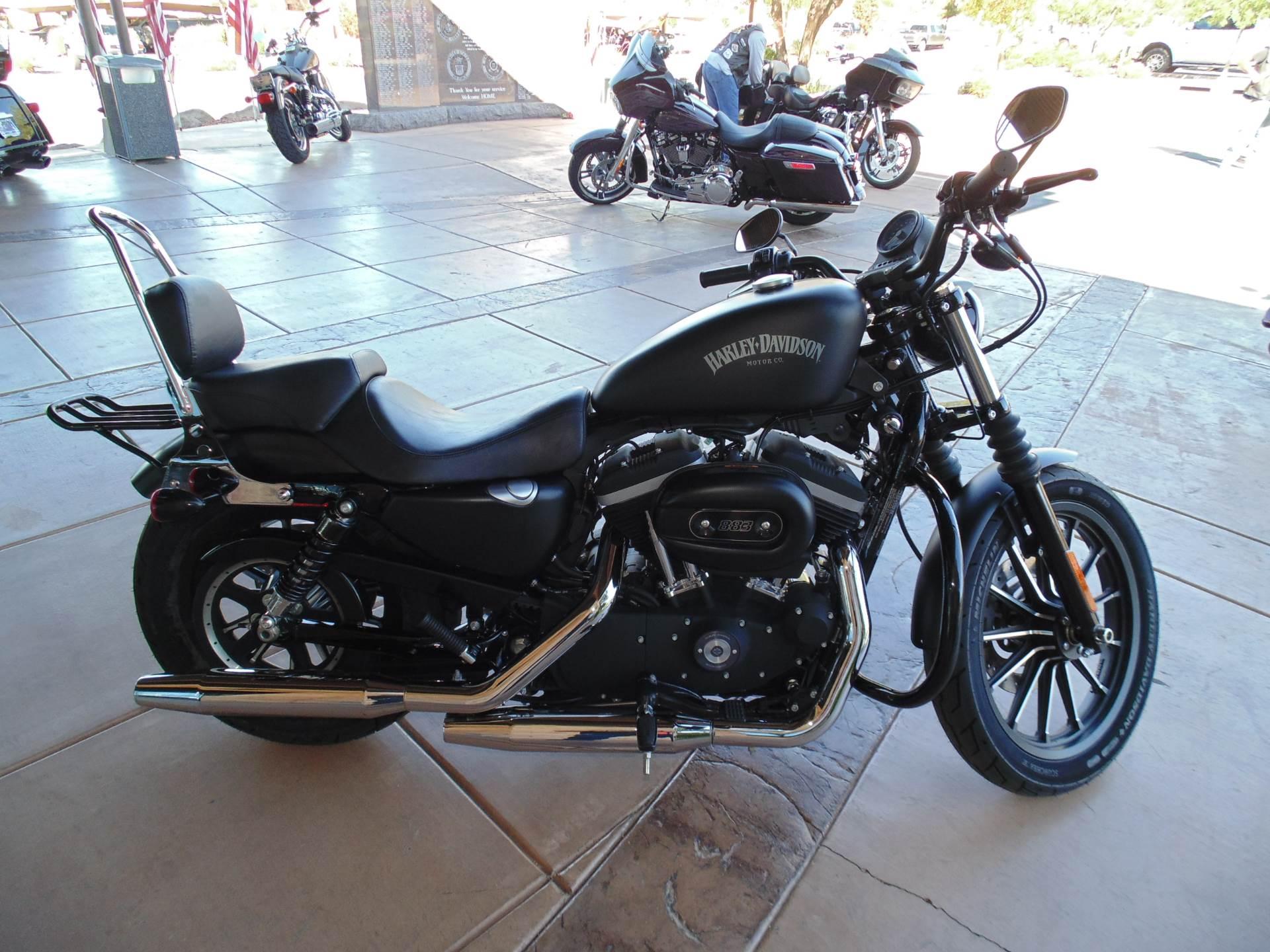 2013 Harley-Davidson Sportster Iron 883 for sale 1796
