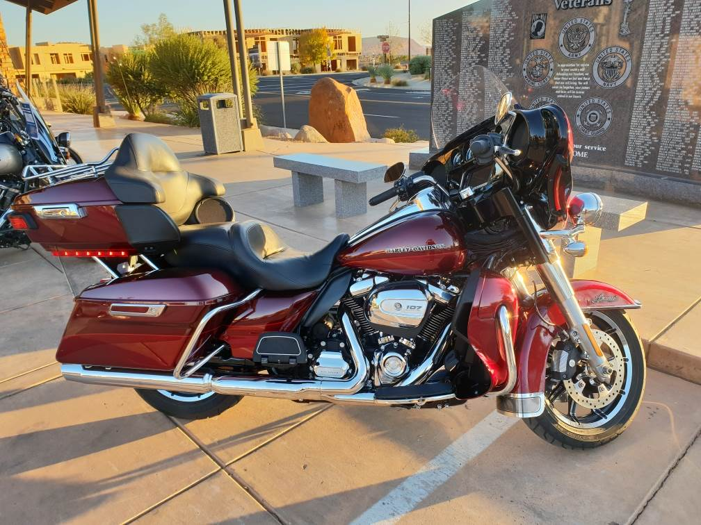 2017 Harley-Davidson Ultra Limited for sale 34291