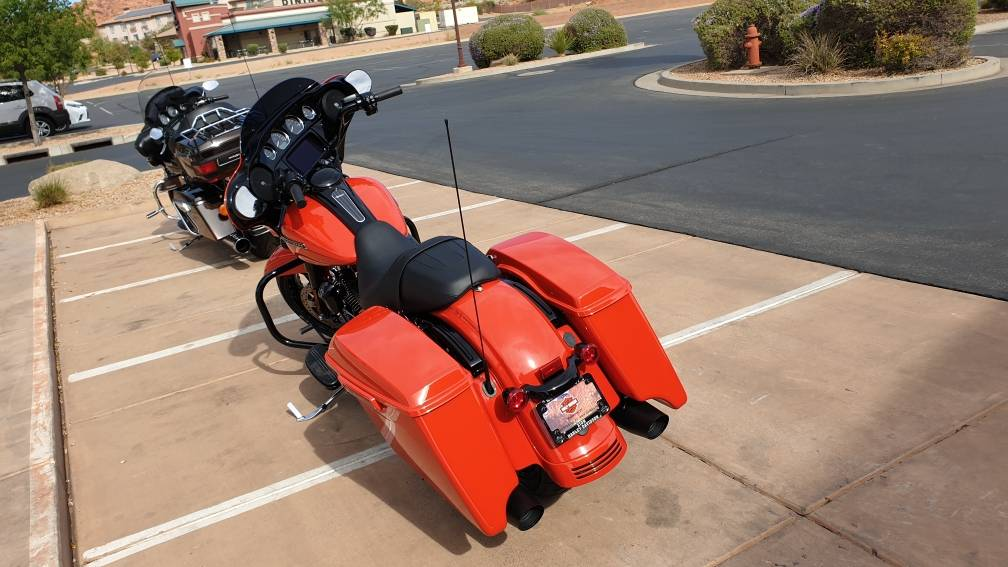 2020 Harley-Davidson Street Glide® Special in Washington, Utah - Photo 5