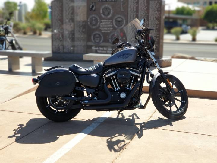2017 Harley-Davidson Iron 883™ in Washington, Utah - Photo 1