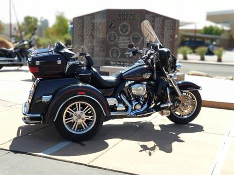 2011 Harley-Davidson Tri Glide® Ultra Classic® in Washington, Utah - Photo 1