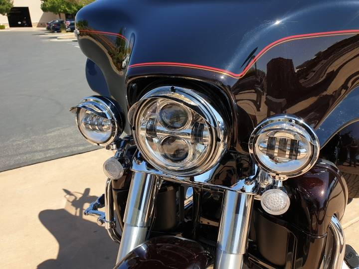 2011 Harley-Davidson Tri Glide® Ultra Classic® in Washington, Utah - Photo 8