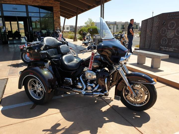2011 Harley-Davidson Tri Glide® Ultra Classic® in Washington, Utah - Photo 11
