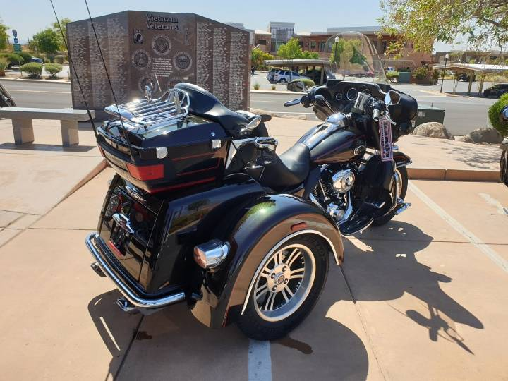 2011 Harley-Davidson Tri Glide® Ultra Classic® in Washington, Utah - Photo 12