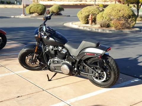 2018 Harley-Davidson Fat Bob® 107 in Washington, Utah - Photo 3