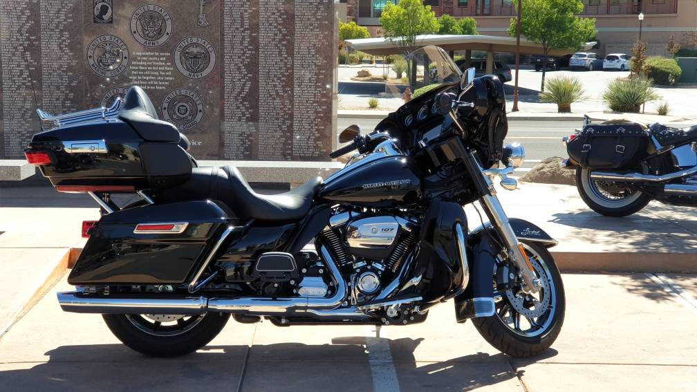 2018 Harley-Davidson Ultra Limited in Washington, Utah - Photo 1