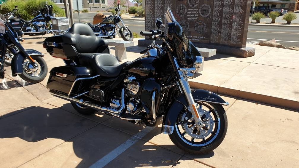 2018 Harley-Davidson Ultra Limited in Washington, Utah - Photo 2