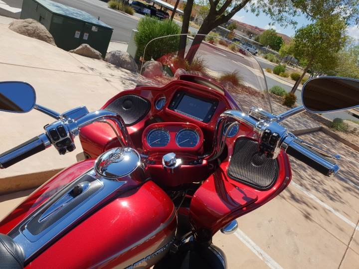 2016 Harley-Davidson CVO™ Road Glide™ Ultra in Washington, Utah