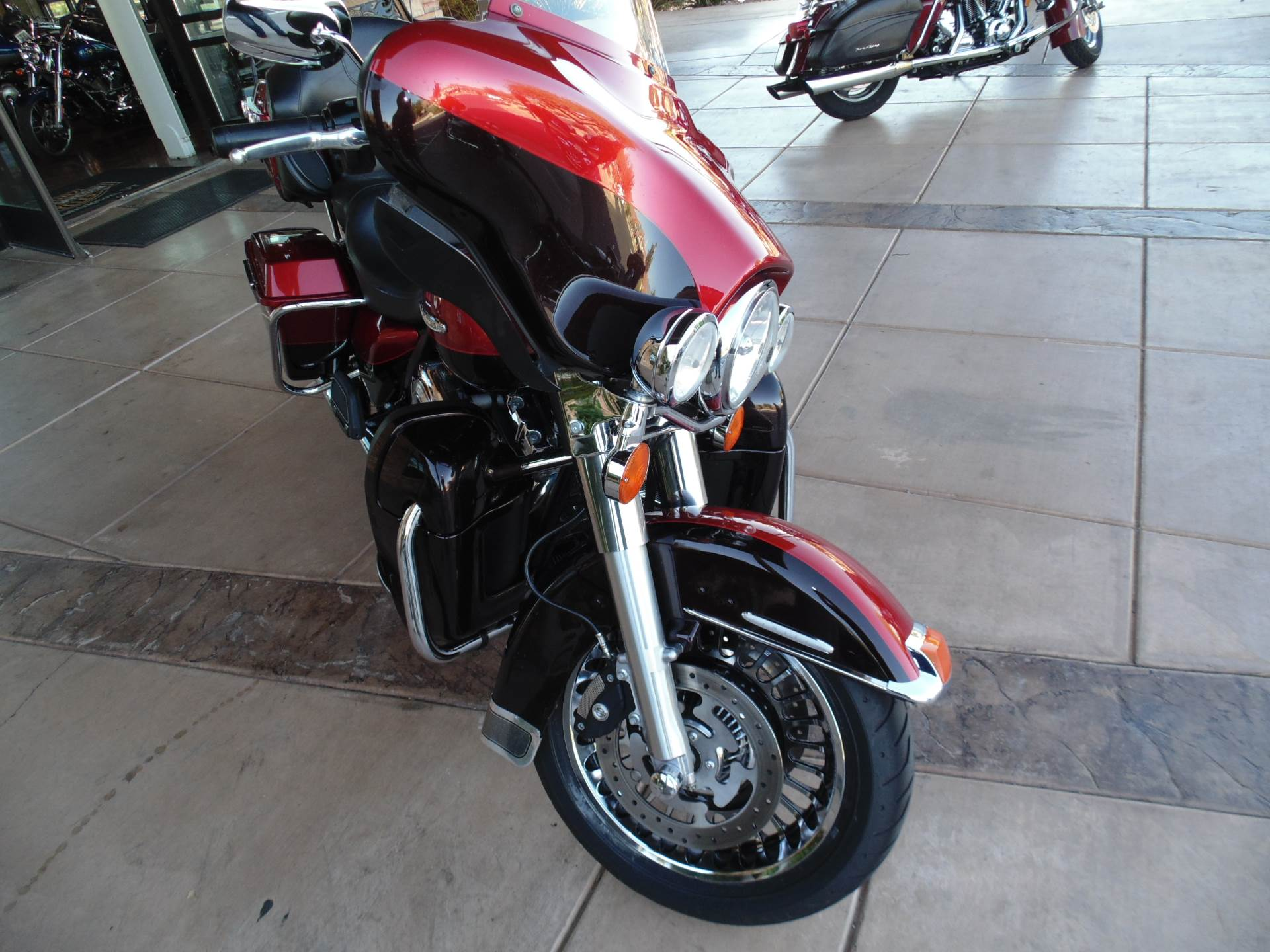 2012 Harley-Davidson Electra Glide® Ultra Limited in Washington, Utah