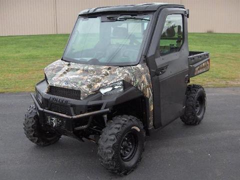 2015 Polaris Ranger XP® 900 EPS in Jackson, Minnesota