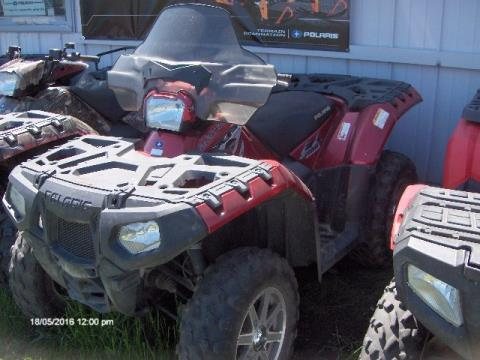 2010 Polaris Sportsman® 850 XP EPS in Jackson, Minnesota