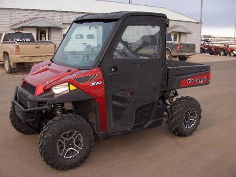 2014 Polaris Ranger XP® 900 EPS LE in Jackson, Minnesota