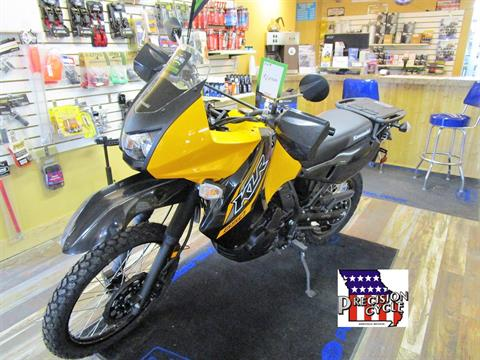 2018 Kawasaki KLR 650 in Kirksville, Missouri - Photo 1