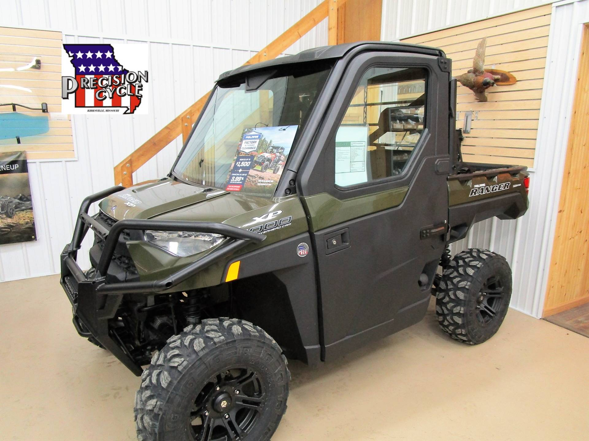 2019 Polaris Ranger XP 1000 EPS in Kirksville, Missouri - Photo 1