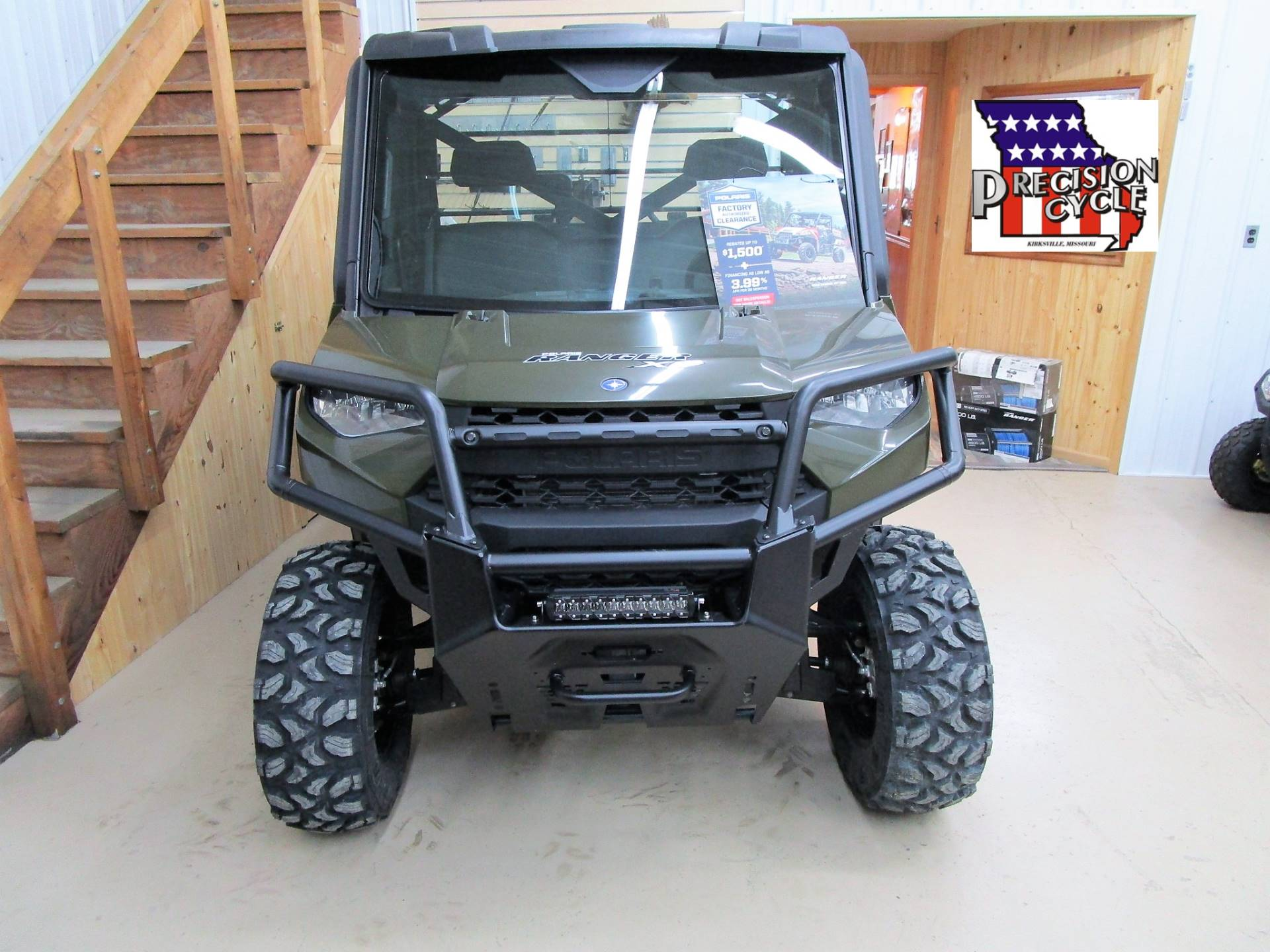 2019 Polaris Ranger XP 1000 EPS in Kirksville, Missouri - Photo 2