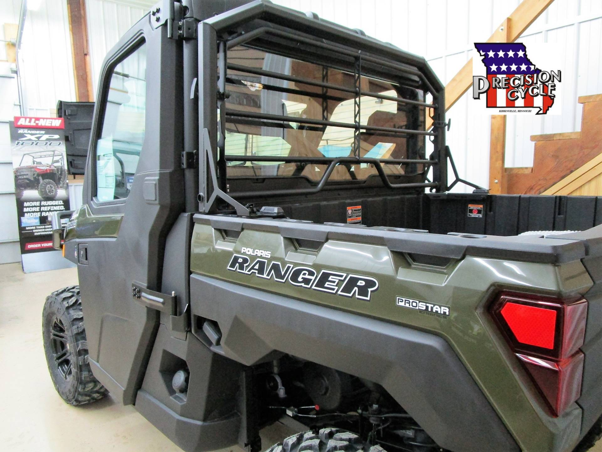 2019 Polaris Ranger XP 1000 EPS in Kirksville, Missouri - Photo 3