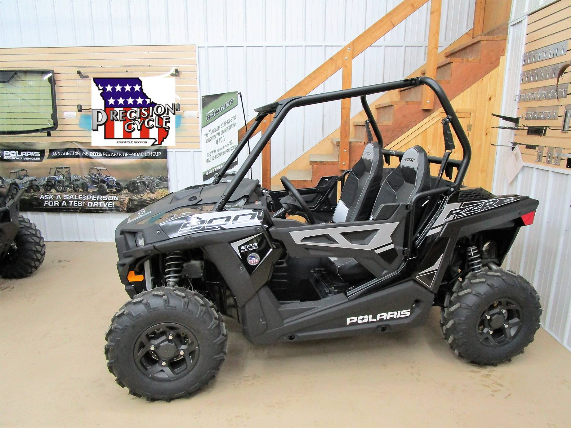2019 Polaris RZR 900 EPS in Kirksville, Missouri - Photo 1