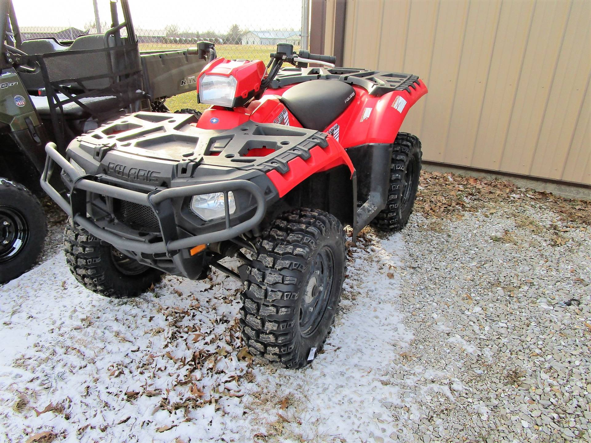 2013 Polaris Sportsman® 550 in Kirksville, Missouri
