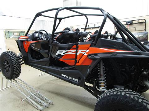 2021 Polaris RZR Turbo S 4 Velocity in Kirksville, Missouri - Photo 2