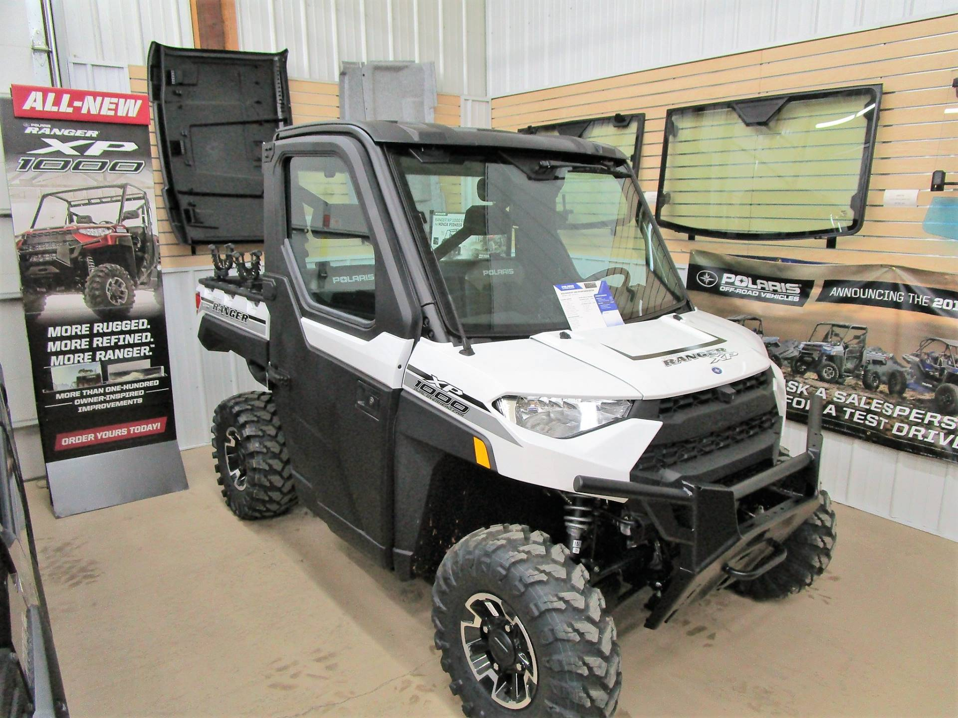 2019 Polaris Ranger XP 1000 EPS Northstar Special Ed in Kirksville, Missouri - Photo 2