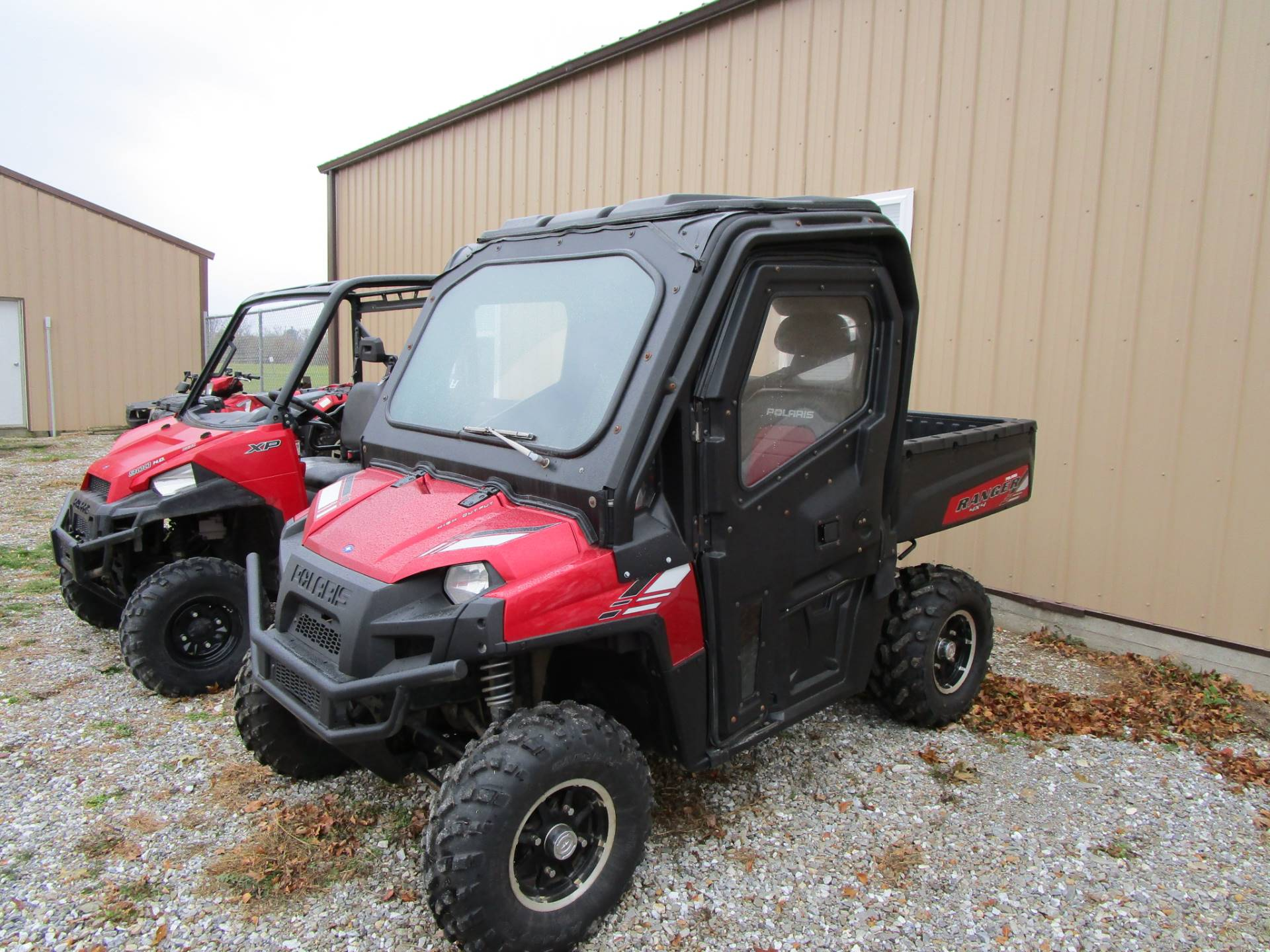 2014 Polaris Ranger® 800 EPS LE in Kirksville, Missouri