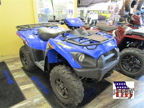 2019 Kawasaki Brute Force 750 4x4i EPS in Kirksville, Missouri - Photo 1