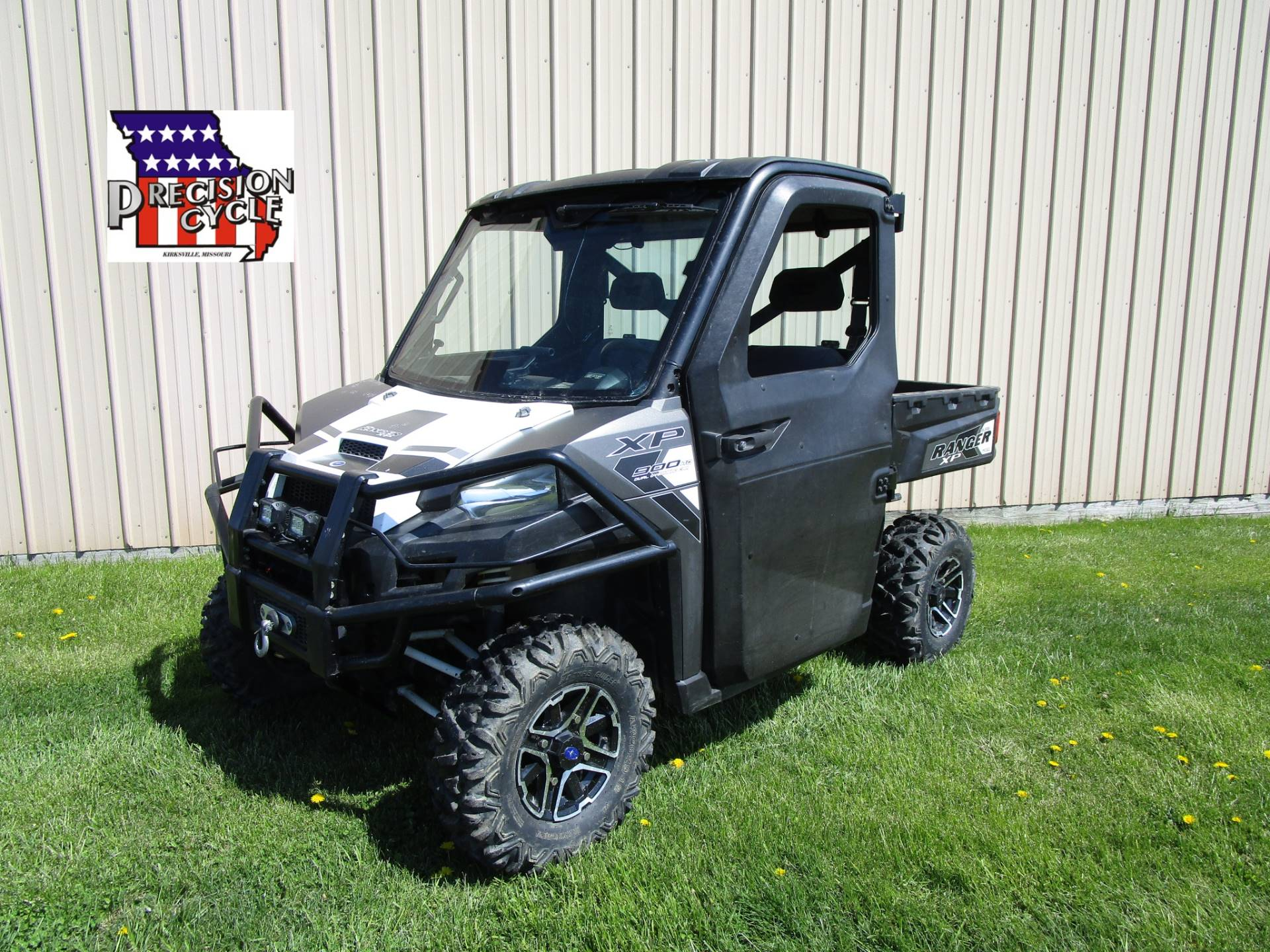 2016 Polaris Ranger XP 900 EPS in Kirksville, Missouri - Photo 1