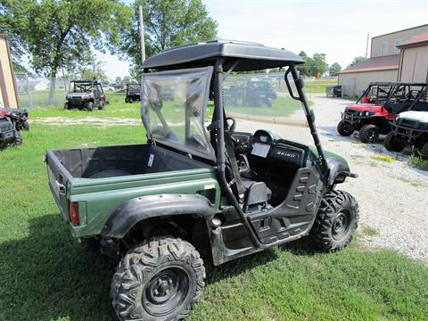 2012 Yamaha Rhino 700 FI Auto. 4x4 in Kirksville, Missouri - Photo 2