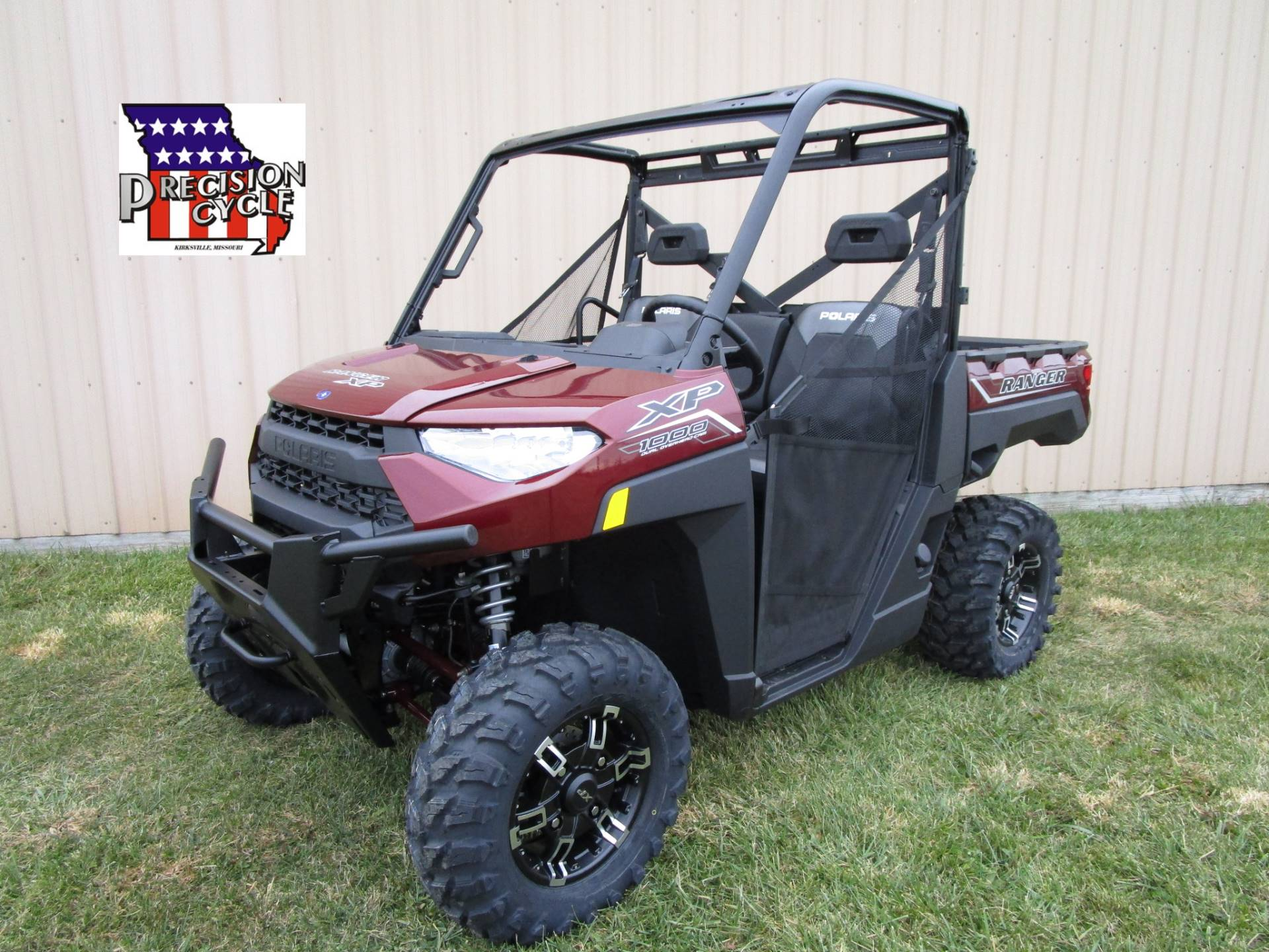 2021 Polaris Ranger XP 1000 Premium in Kirksville, Missouri - Photo 1