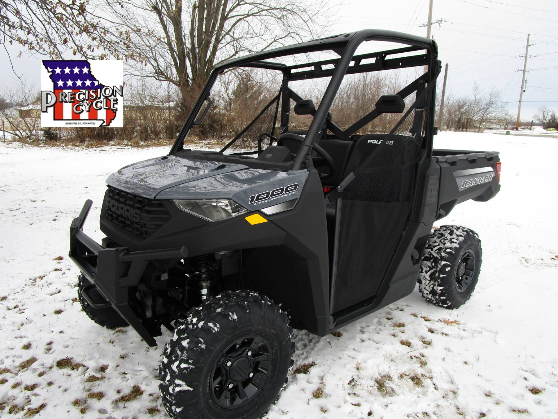 2021 Polaris Ranger 1000 Premium in Kirksville, Missouri - Photo 1