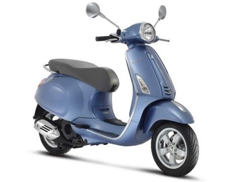 2015 Vespa Primavera 50 in Taylor, Michigan