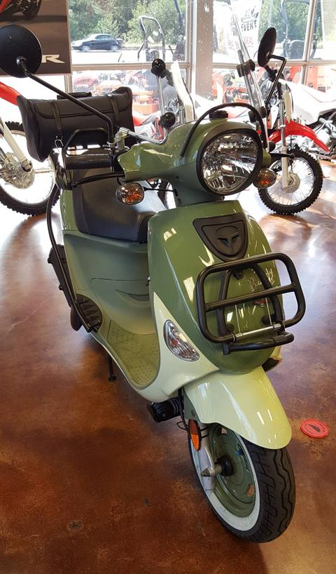 2015 Genuine Scooters Buddy 170i in Tyler, Texas