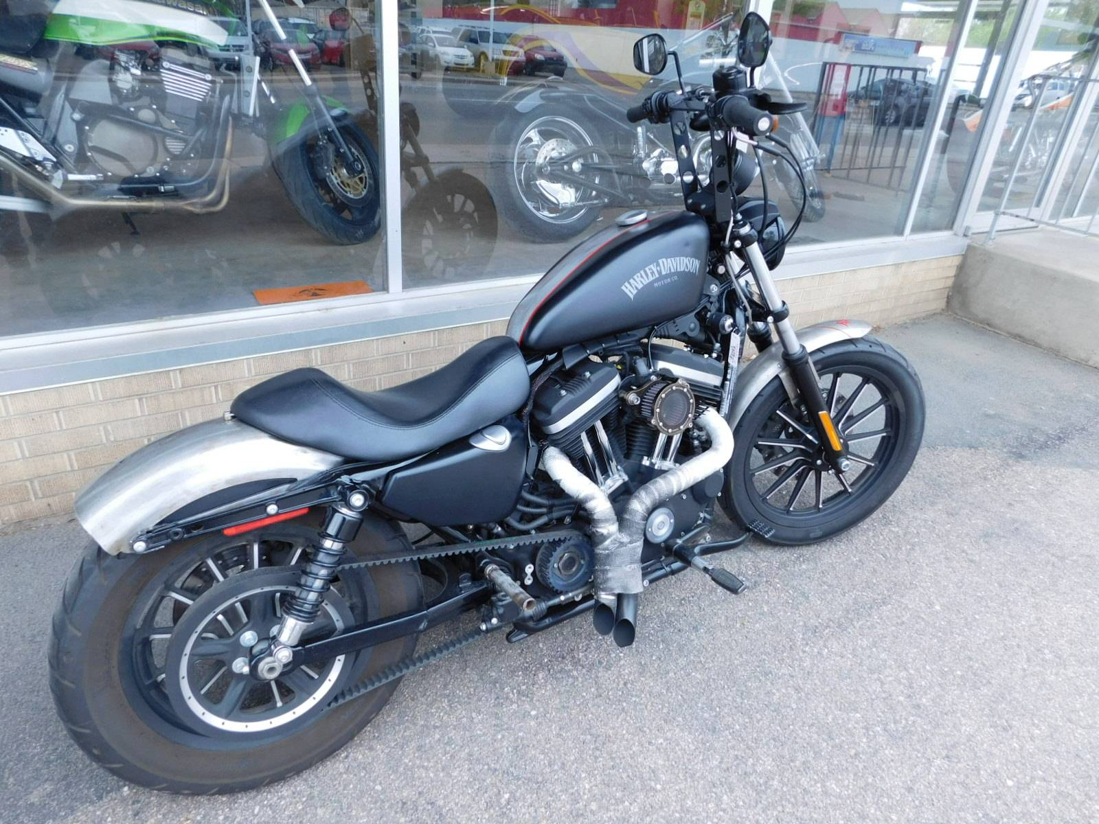 2015 Harley-Davidson Iron 883™ in Loveland, Colorado - Photo 10