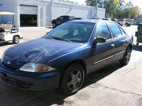 2002 Chevrolet Cavalier in Loveland, Colorado