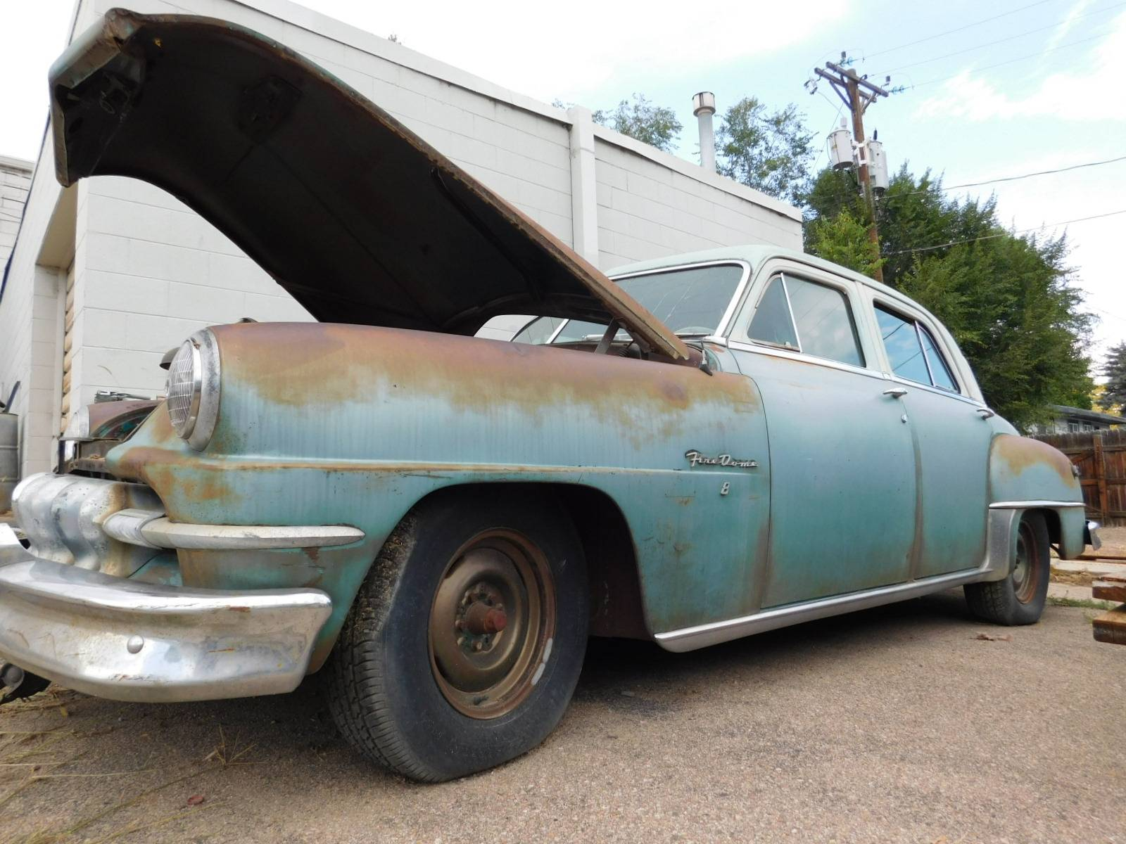 1952 Chrysler Desoto FireDome in Loveland, Colorado - Photo 1