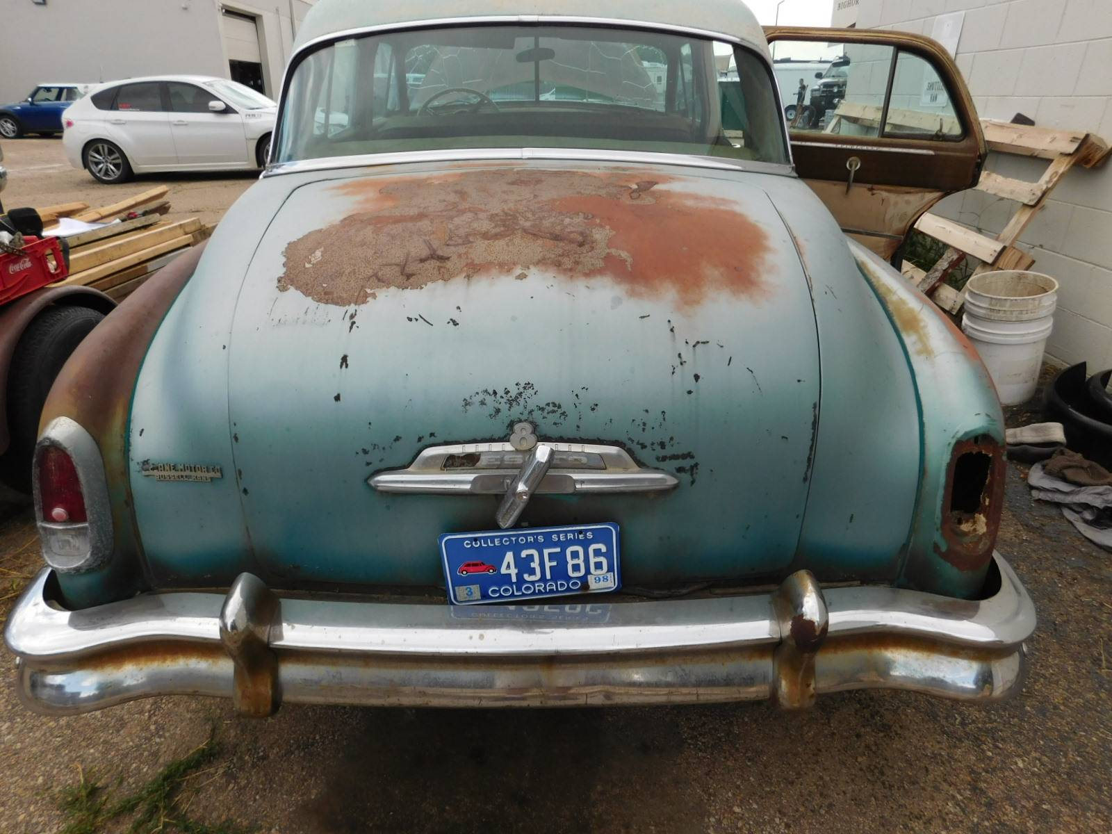 1952 Chrysler Desoto FireDome in Loveland, Colorado - Photo 8