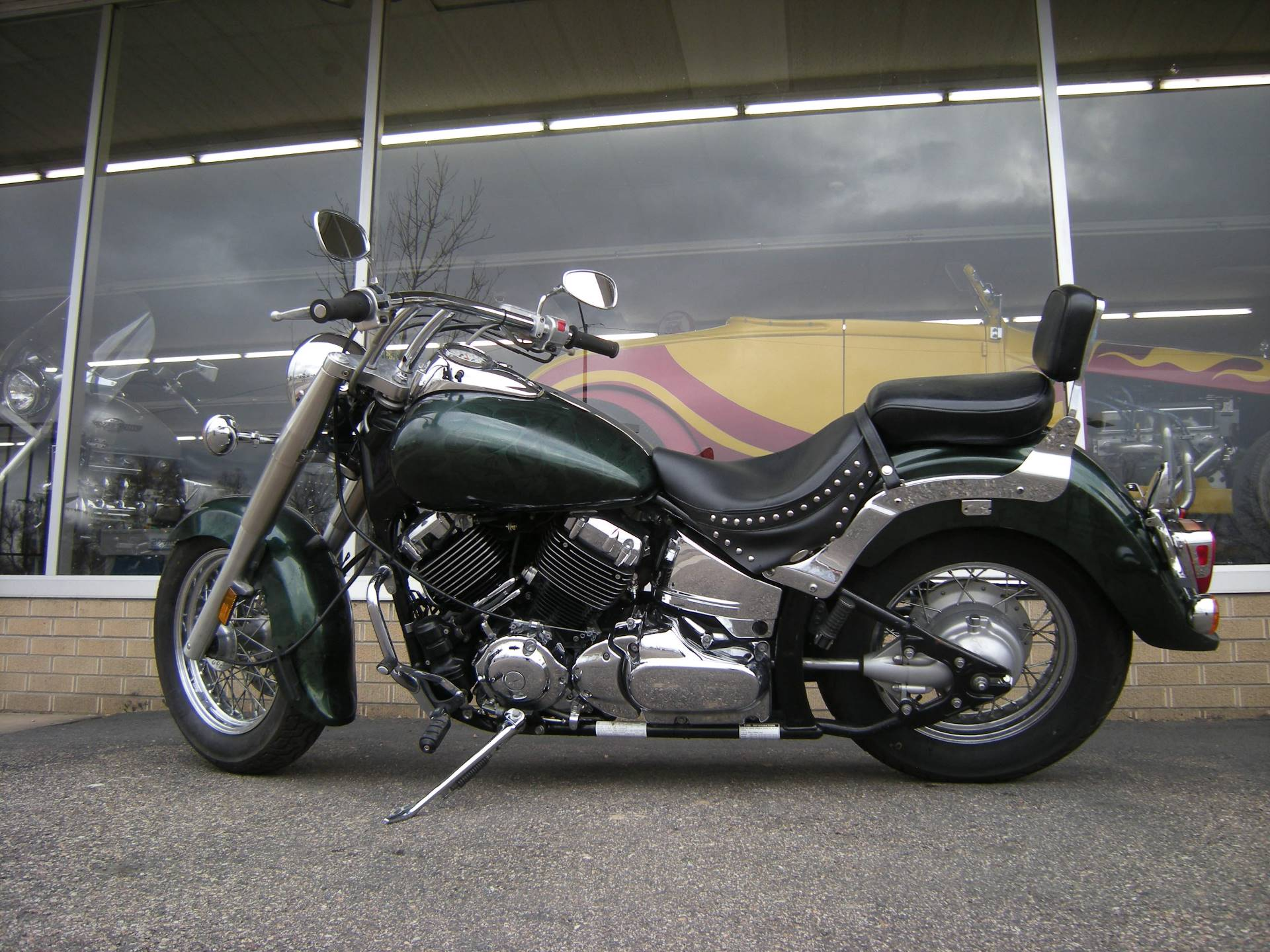 1999 Yamaha V Star Classic in Loveland, Colorado