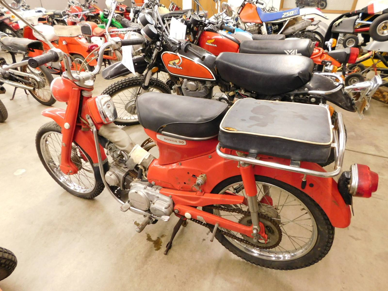 1968 Honda CT 90 Scooter in Loveland, Colorado