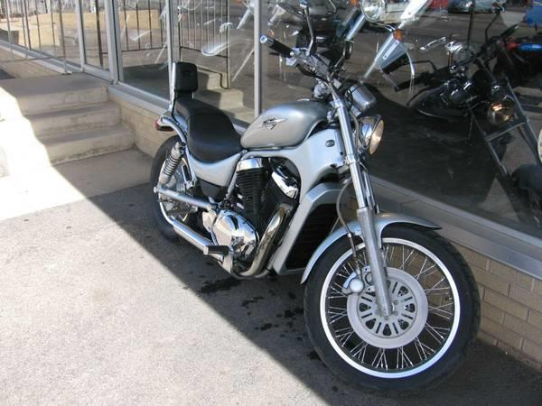 2008 Suzuki Boulevard C50C in Loveland, Colorado - Photo 1
