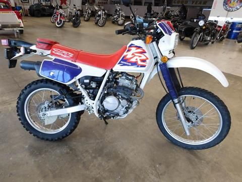 1996 Honda XR250L in Loveland, Colorado