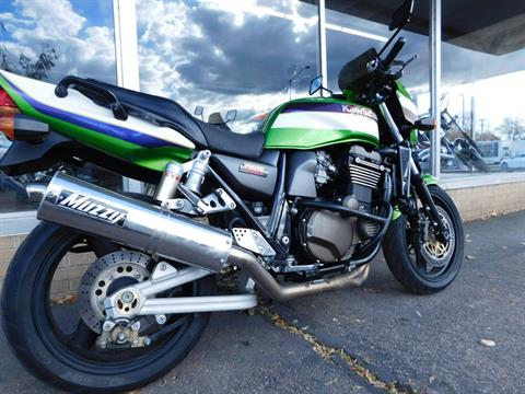 2002 Kawasaki ZRX 1200R in Loveland, Colorado - Photo 1