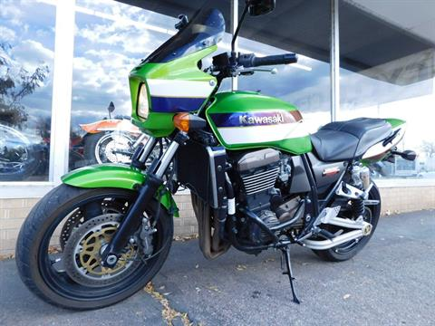 2002 Kawasaki ZRX 1200R in Loveland, Colorado - Photo 3