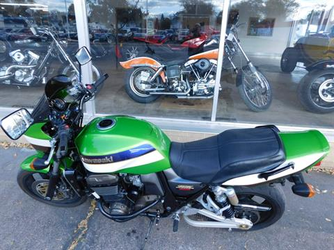 2002 Kawasaki ZRX 1200R in Loveland, Colorado - Photo 4